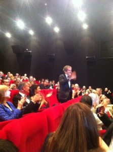 Alain Prost à Cannes 2013
